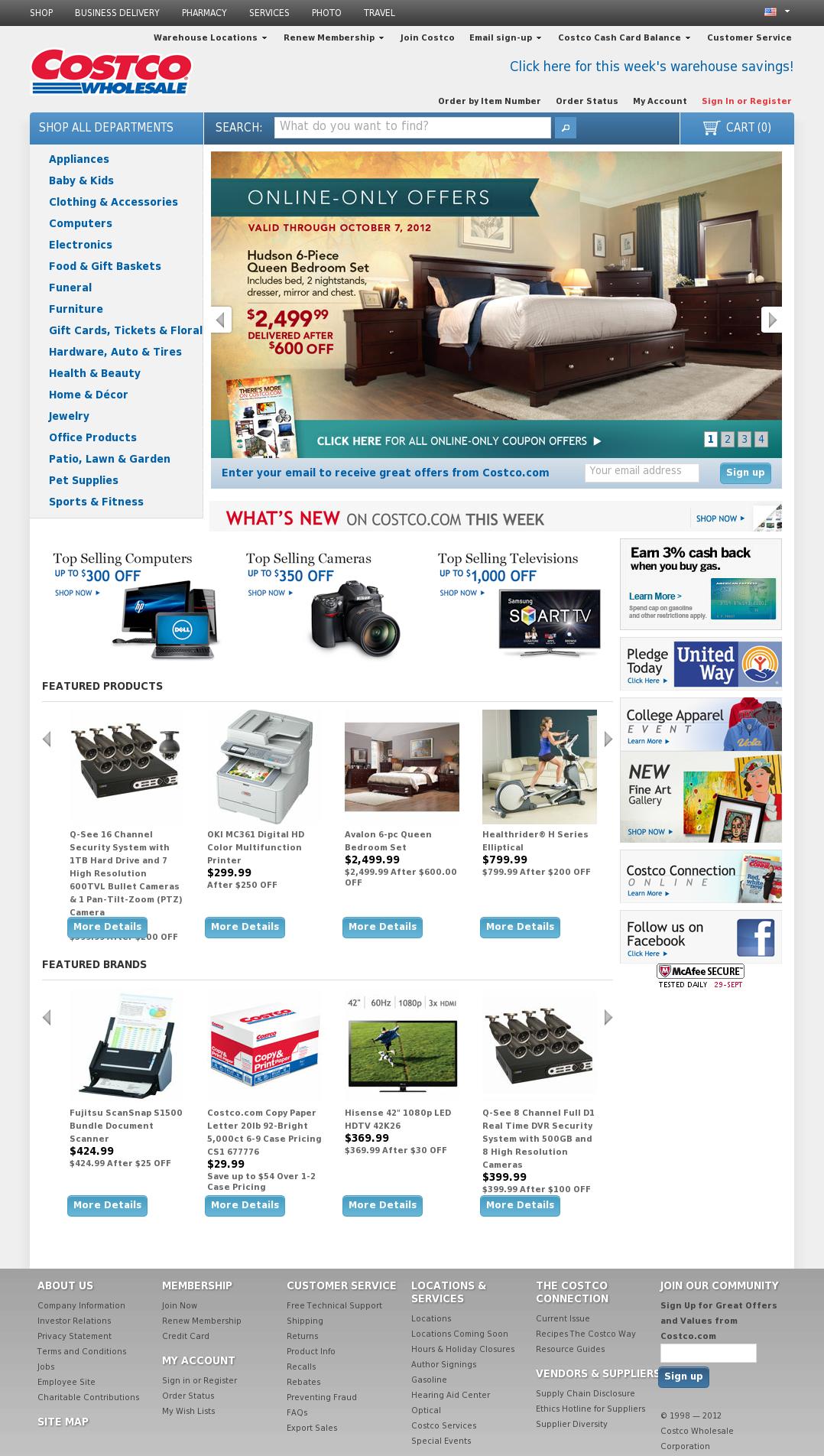 Costco Competitors, Revenue and Employees - Owler Company Profile