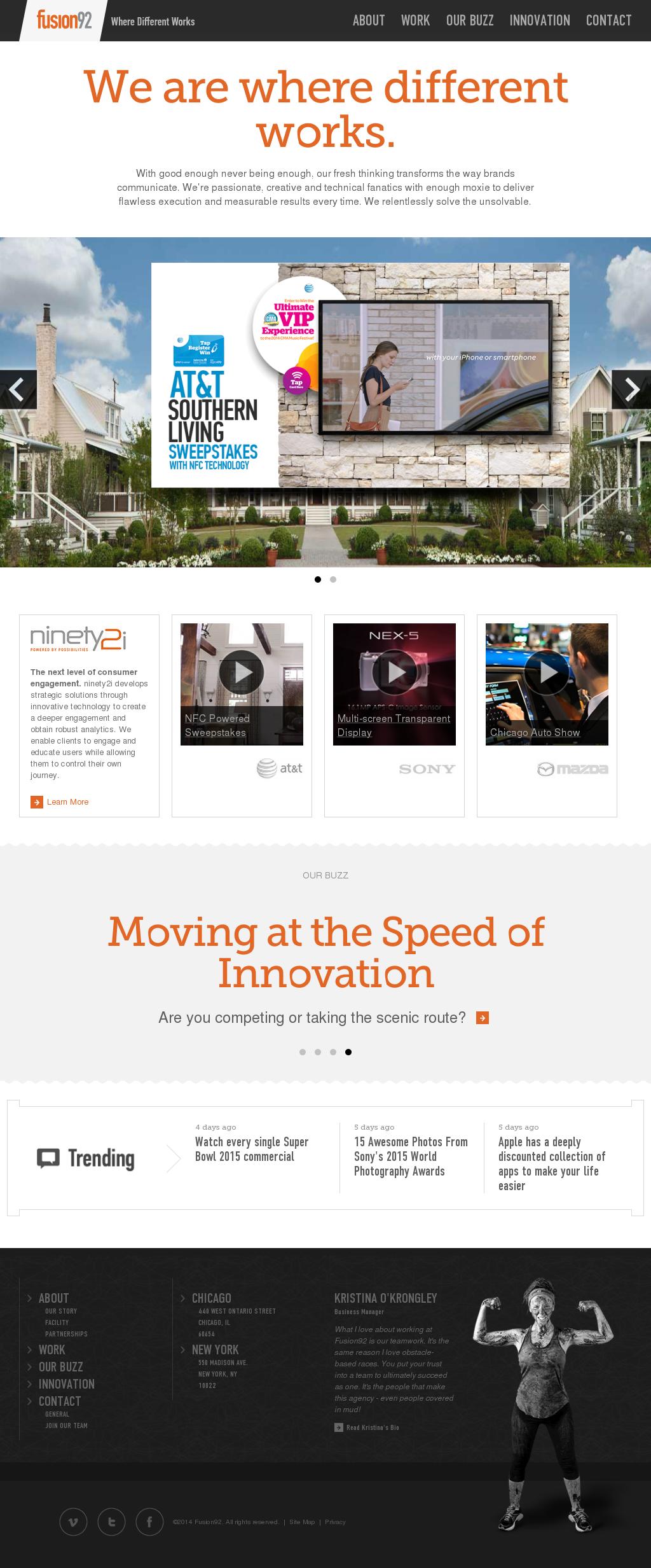 Fusion92 Competitors, Revenue and Employees - Owler Company Profile
