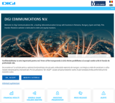 Digi Communications Competitors, Revenue and Employees