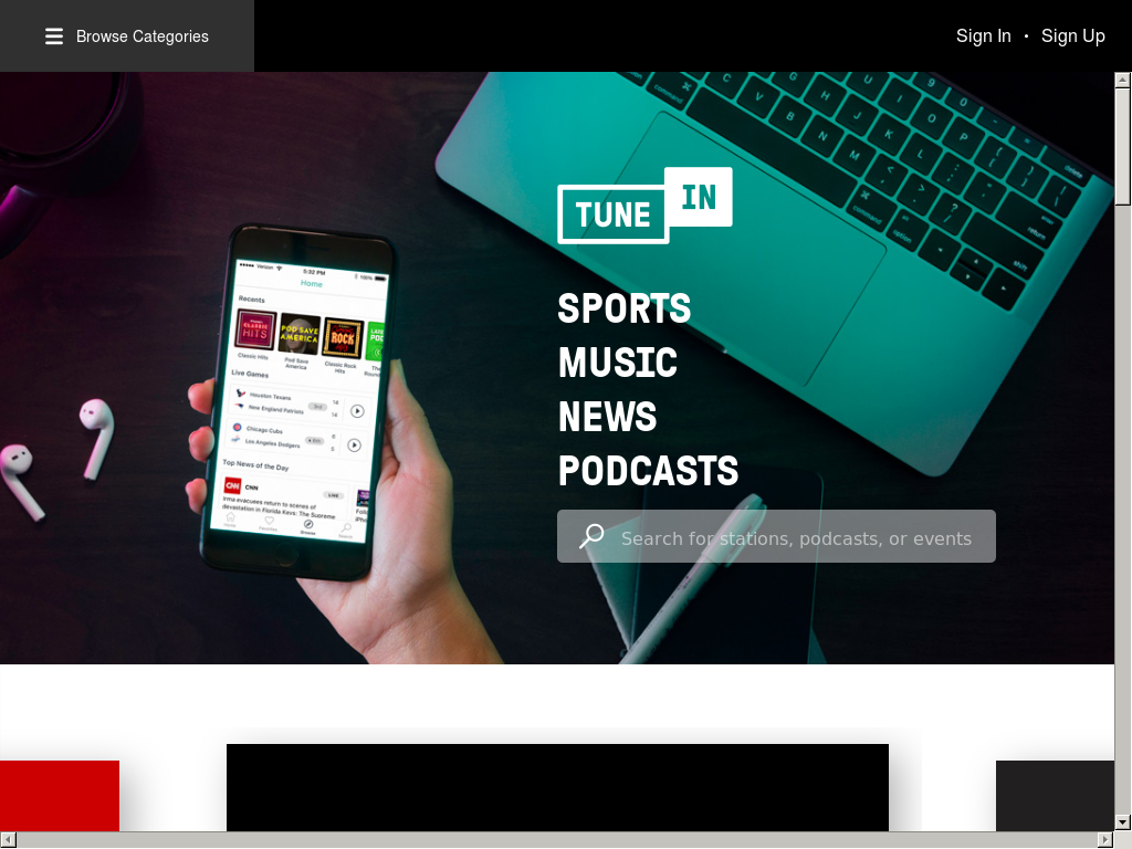 TuneIn Competitors, Revenue and Employees - Owler Company