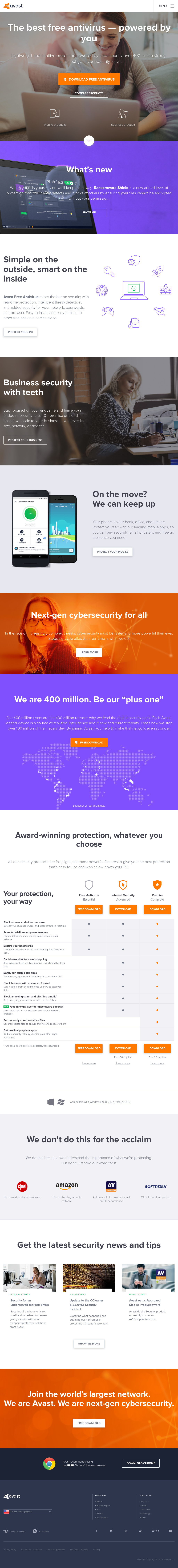 avast 2018 annual report