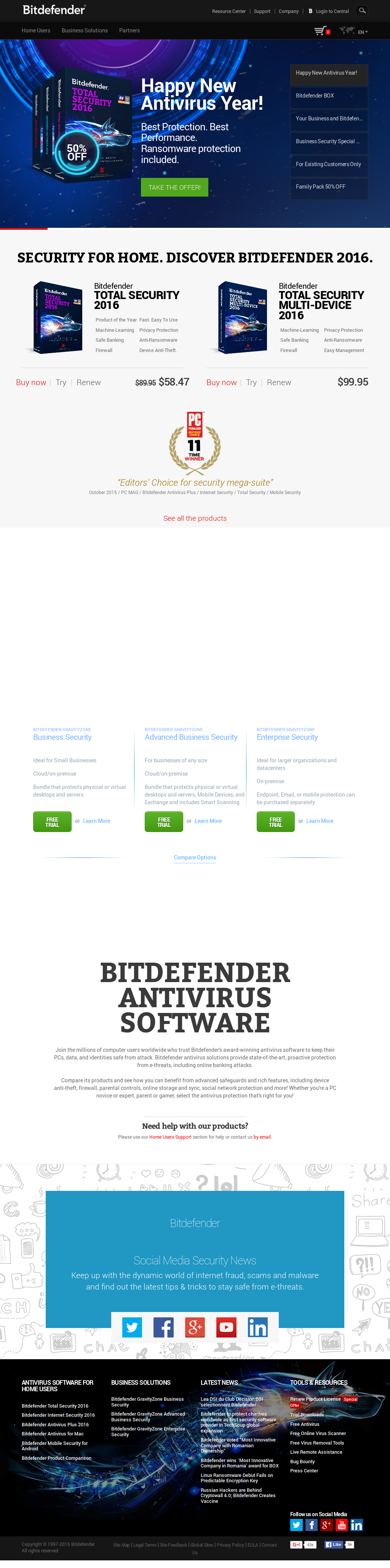 Bitdefender Competitors, Revenue and Employees - Owler