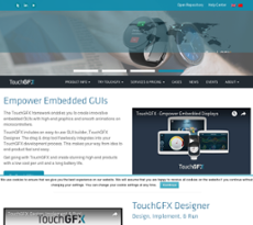 TouchGFX Competitors, Revenue and Employees - Owler Company Profile