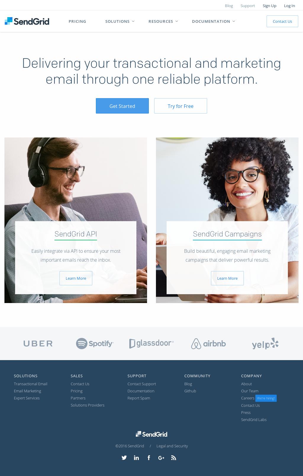 sendgrid competitors revenue and employees owler company profile