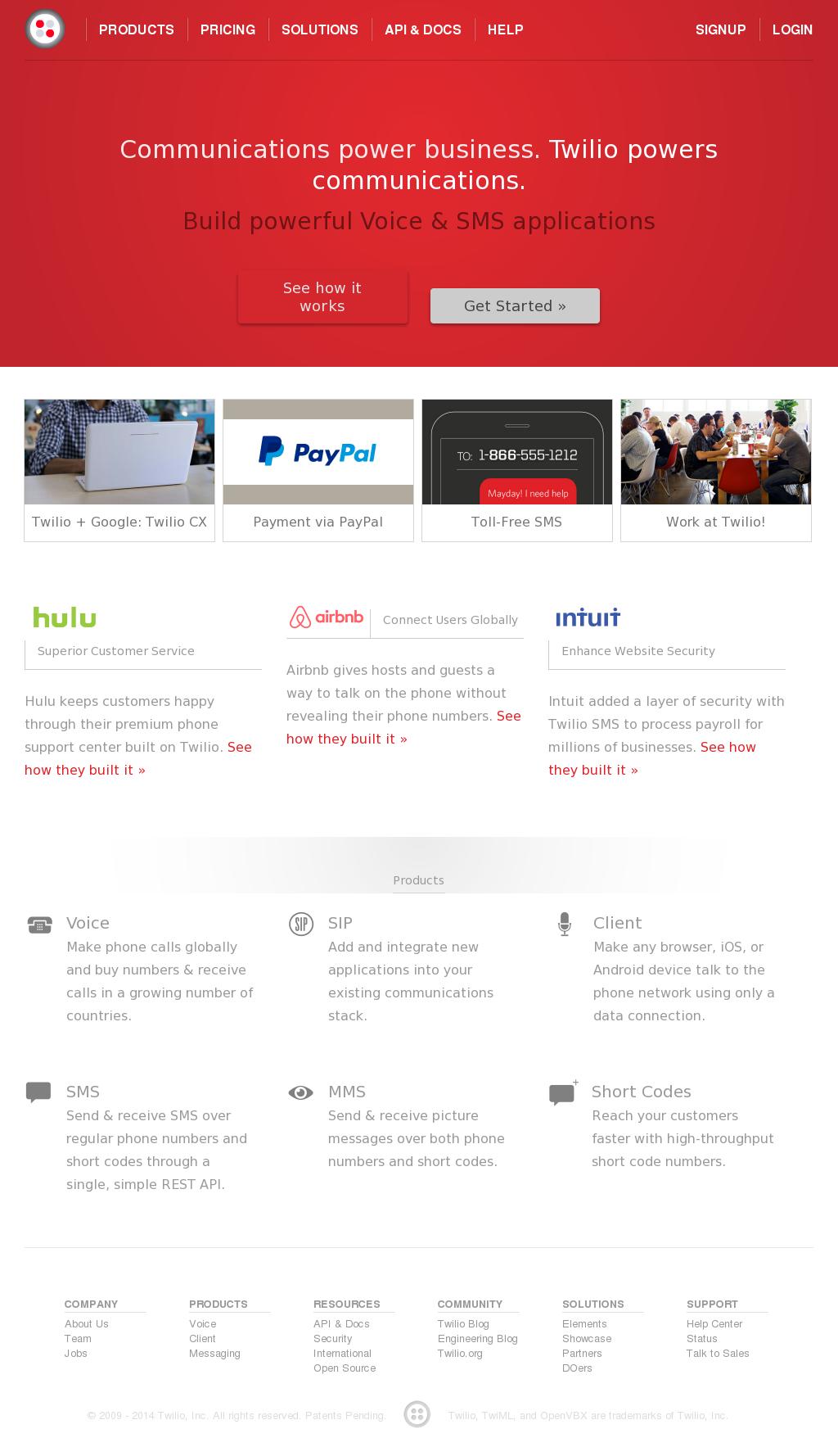 Twilio Competitors, Revenue and Employees - Owler Company