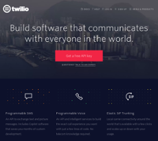 Twilio Competitors, Revenue and Employees - Owler Company Profile