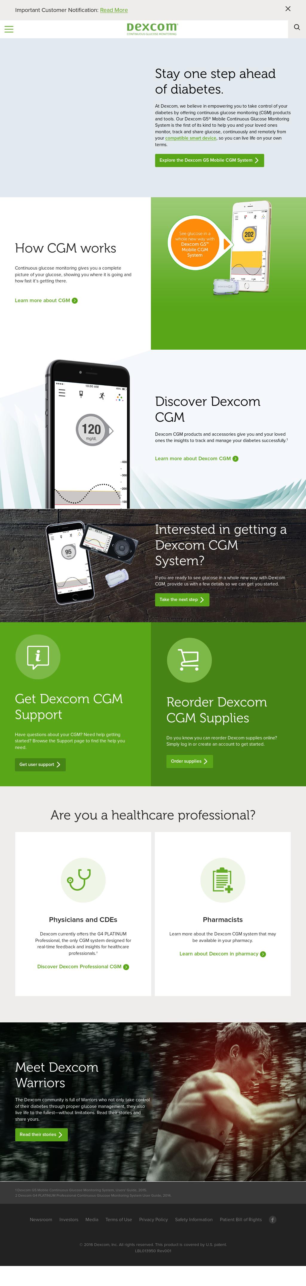 Dexcom Competitors, Revenue and Employees - Owler Company Profile