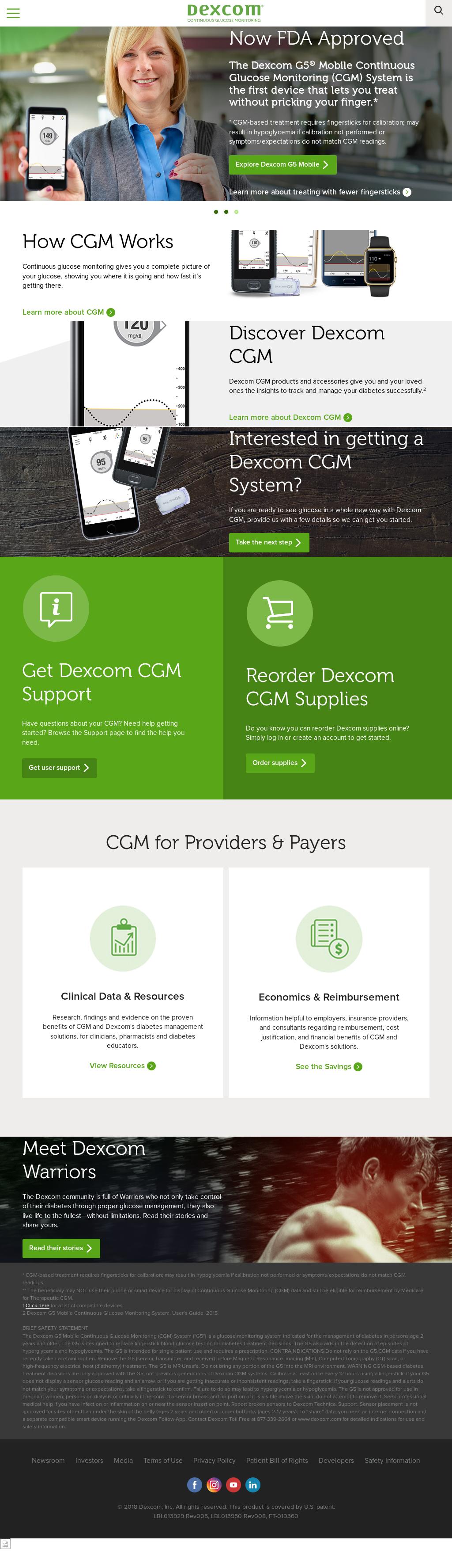 Dexcom Competitors, Revenue and Employees - Owler Company