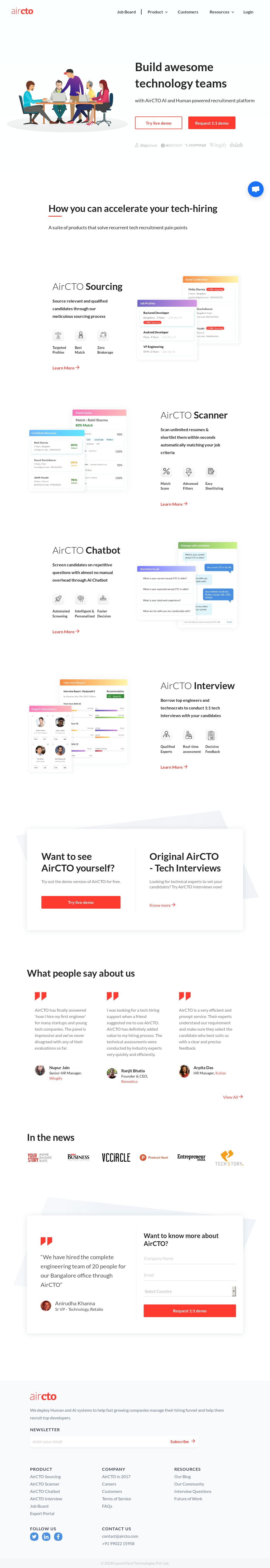 Aircto Competitors, Revenue and Employees - Owler Company Profile