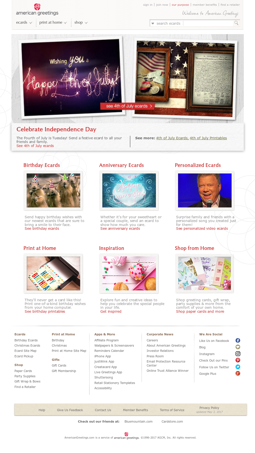 American greetings competitors revenue and employees owler american greetings website history m4hsunfo