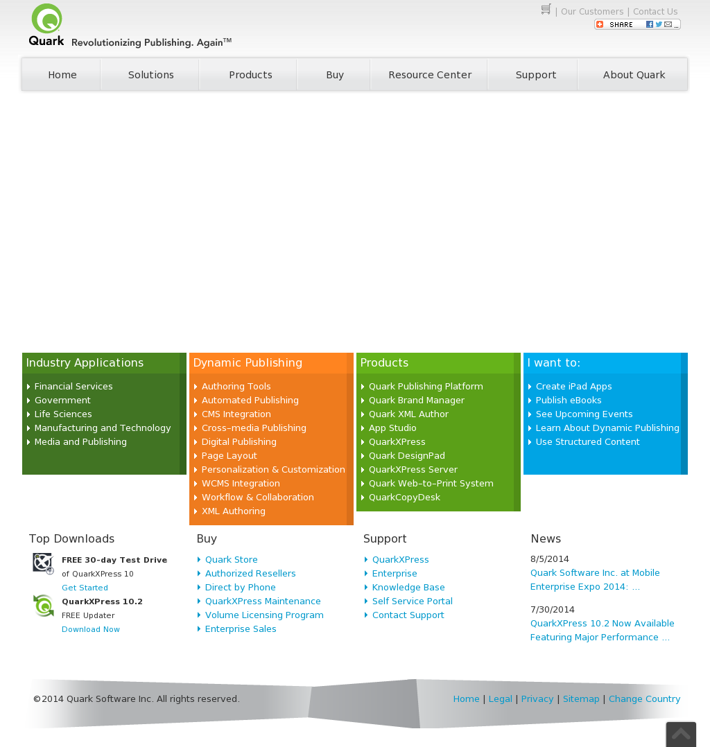 Quark Competitors, Revenue and Employees - Owler Company Profile