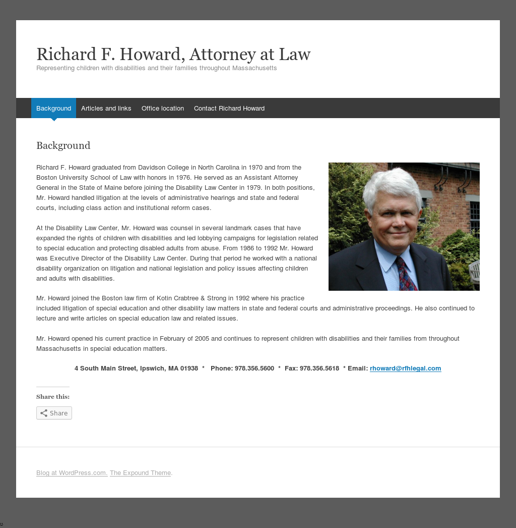 From Kotin Crabtree Strong Llp Fourth >> Richard F Howard Attorney Competitors Revenue And Employees Owler