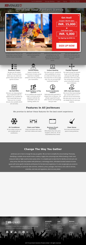 JesVenues Competitors, Revenue and Employees - Owler Company Profile