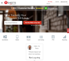 TSheets Competitors, Revenue and Employees - Owler Company
