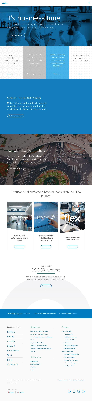 Okta Competitors, Revenue and Employees - Owler Company Profile