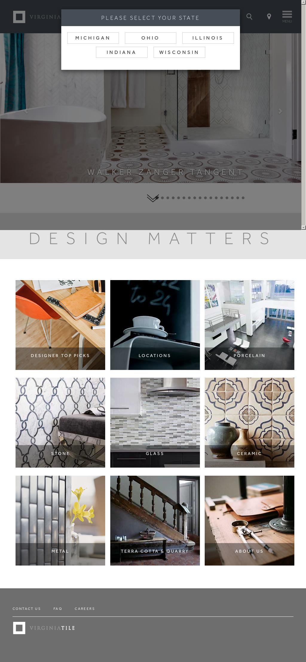 Virginia Tile Illinois | Tile Design Ideas