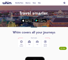 Whim App Competitors, Revenue and Employees - Owler Company