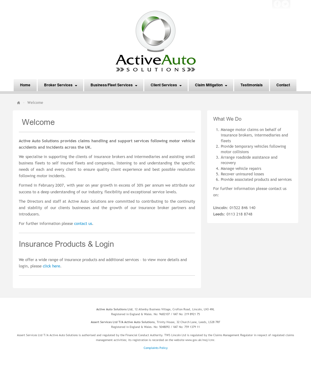 Active Auto Solutions Competitors, Revenue and Employees - Owler Company Profile