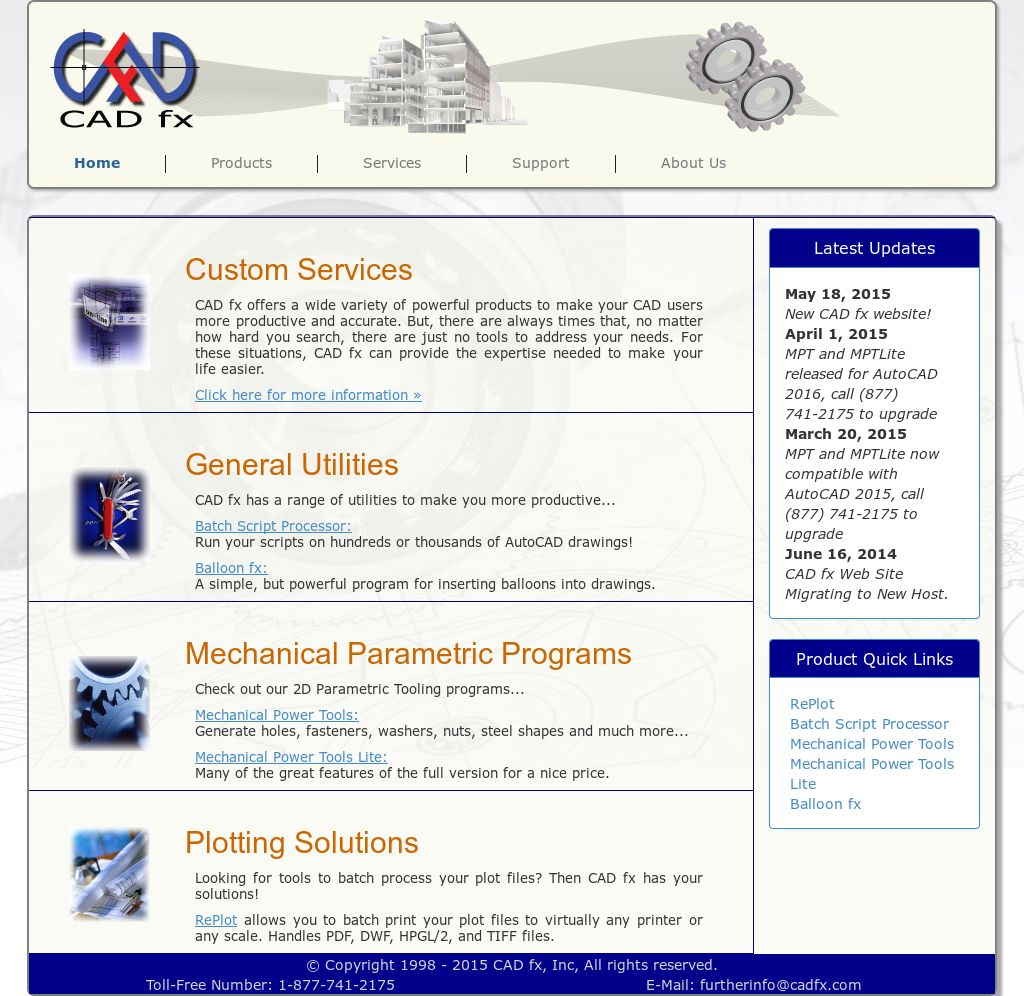CAD fx Competitors, Revenue and Employees - Owler Company Profile