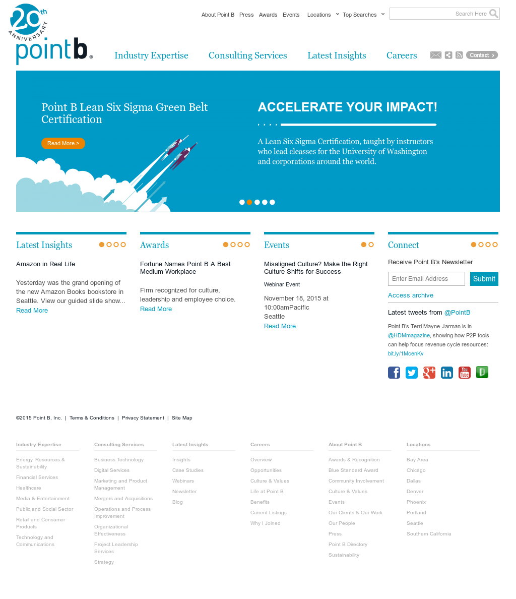 Point B Competitors Revenue And Employees Owler Company Profile