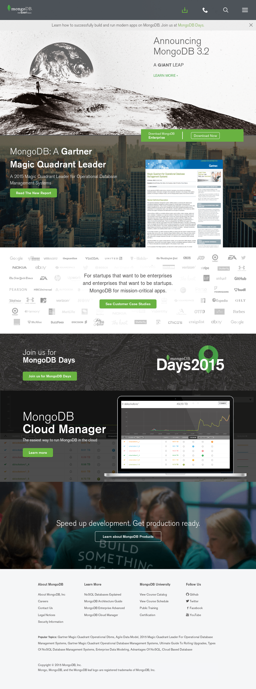 MongoDB Competitors, Revenue and Employees - Owler Company