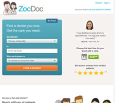 Zocdoc Competitors, Revenue and Employees - Owler Company