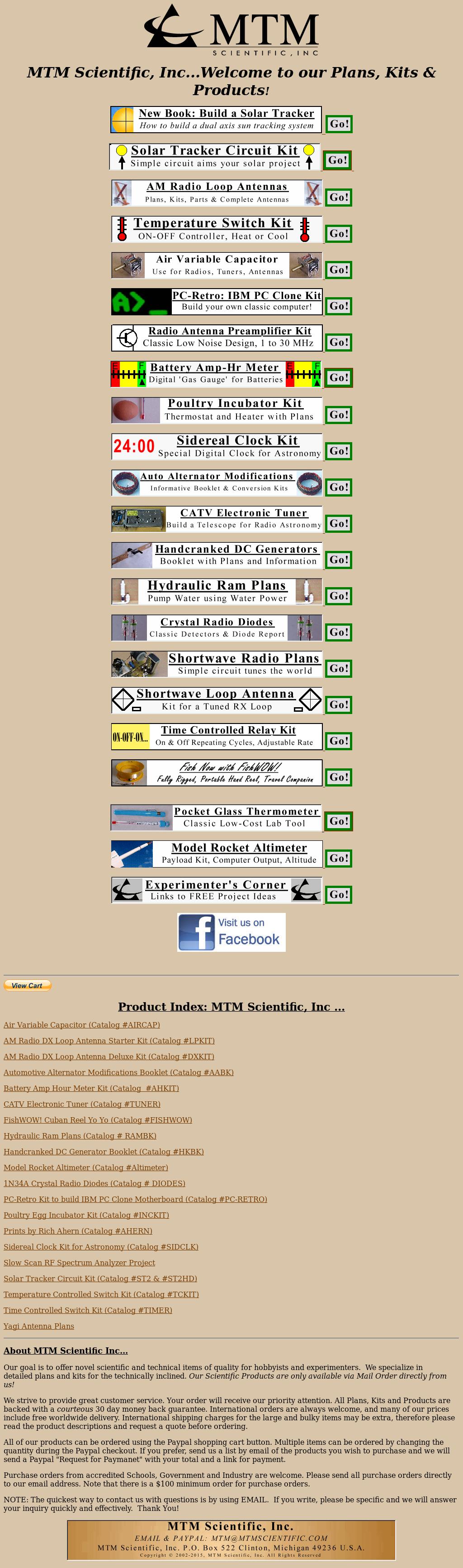 MTM Scientific Competitors, Revenue and Employees - Owler