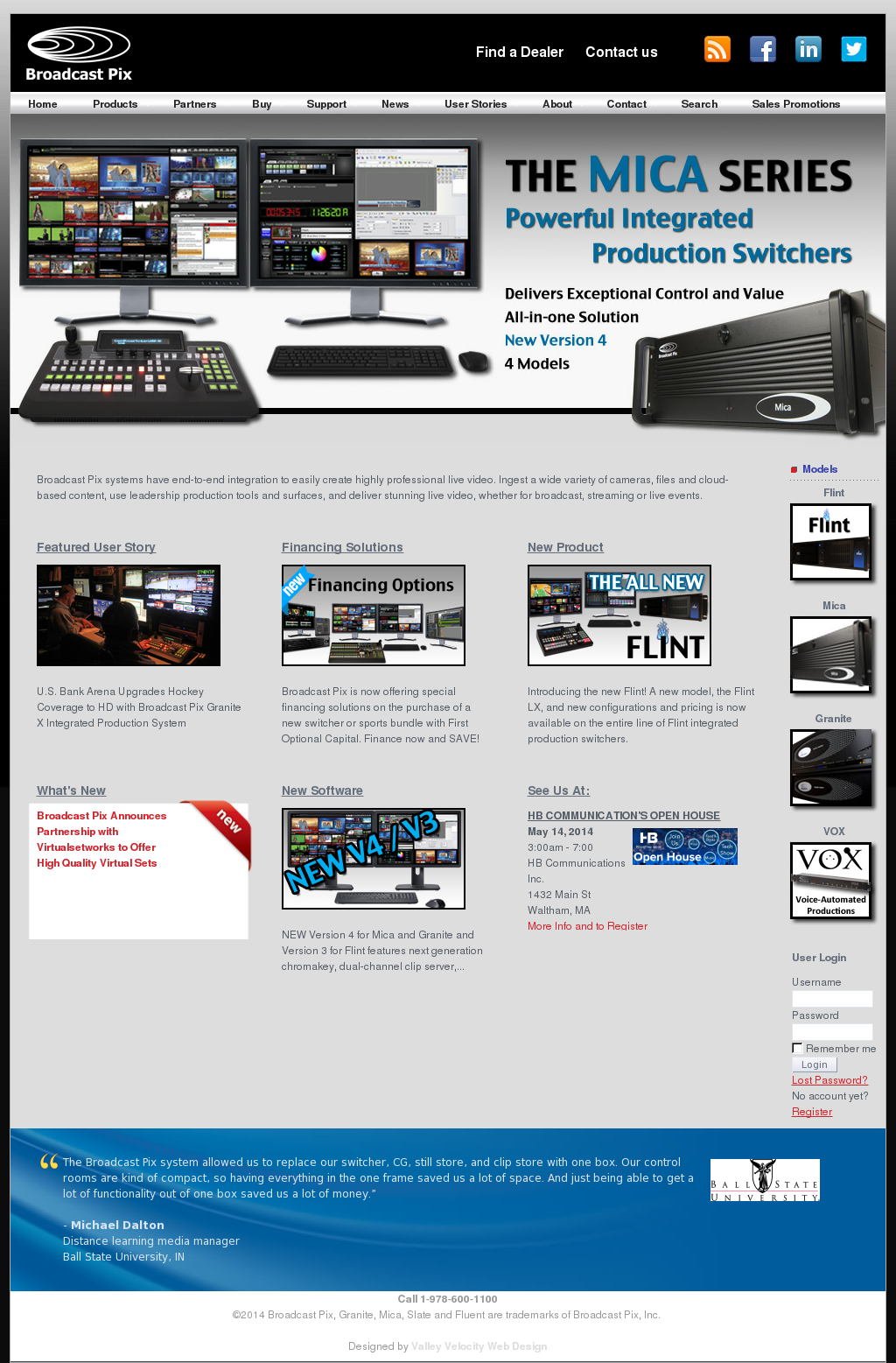 Broadcast Pix Competitors, Revenue and Employees - Owler