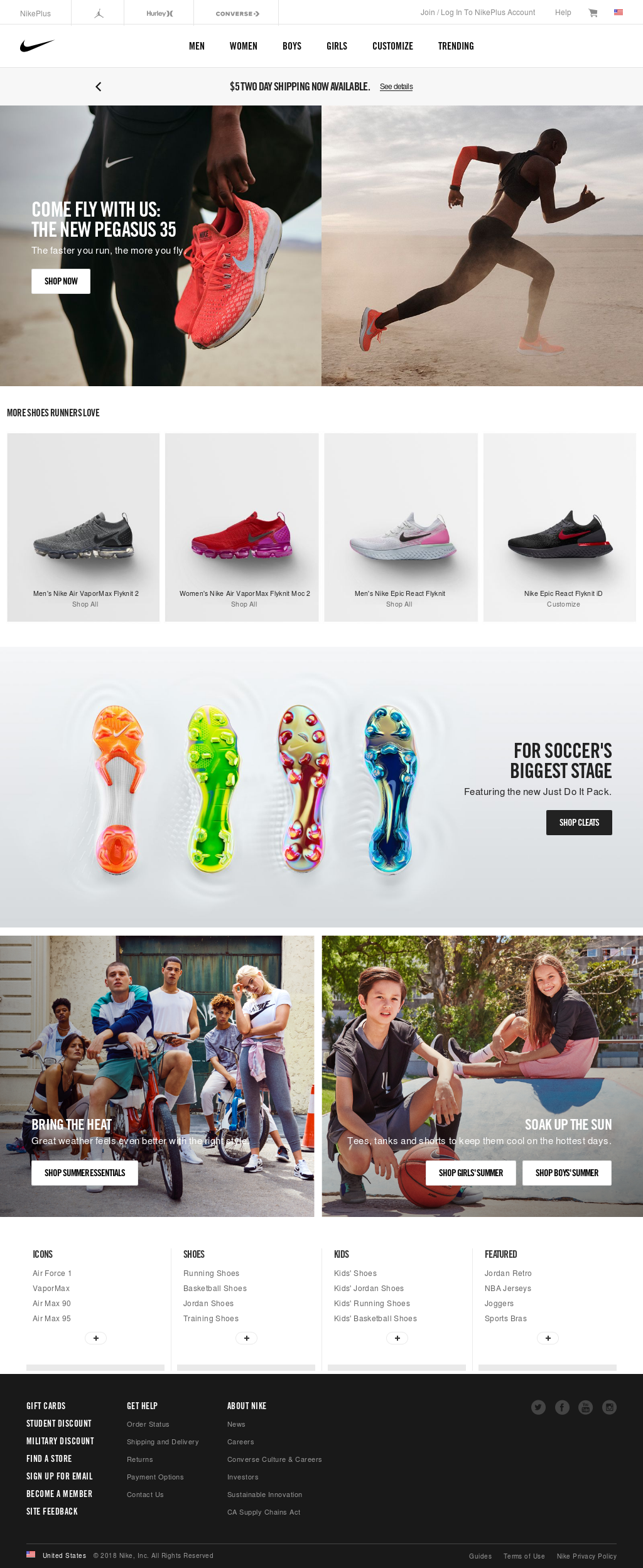 cheap for discount a2d8b f159f Nike Competitors, Revenue and Employees - Owler Company Profile