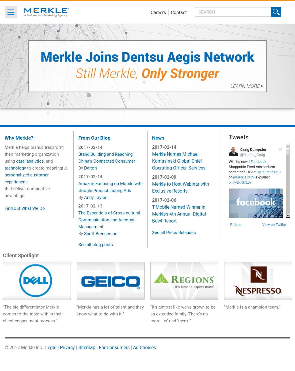 Merkle Competitors, Revenue and Employees - Owler Company Profile