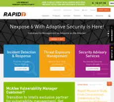 Owler Reports - Rapid7 Blog Nexpose Python API