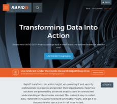 Owler Reports - Rapid7 Blog Top 25 Remediation by Risk report