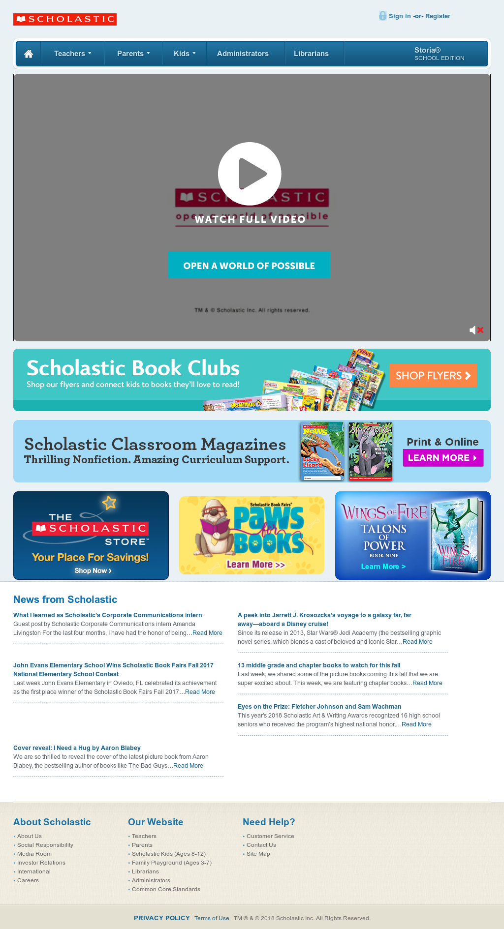 437311546a78b Scholastic Competitors, Revenue and Employees - Owler Company Profile