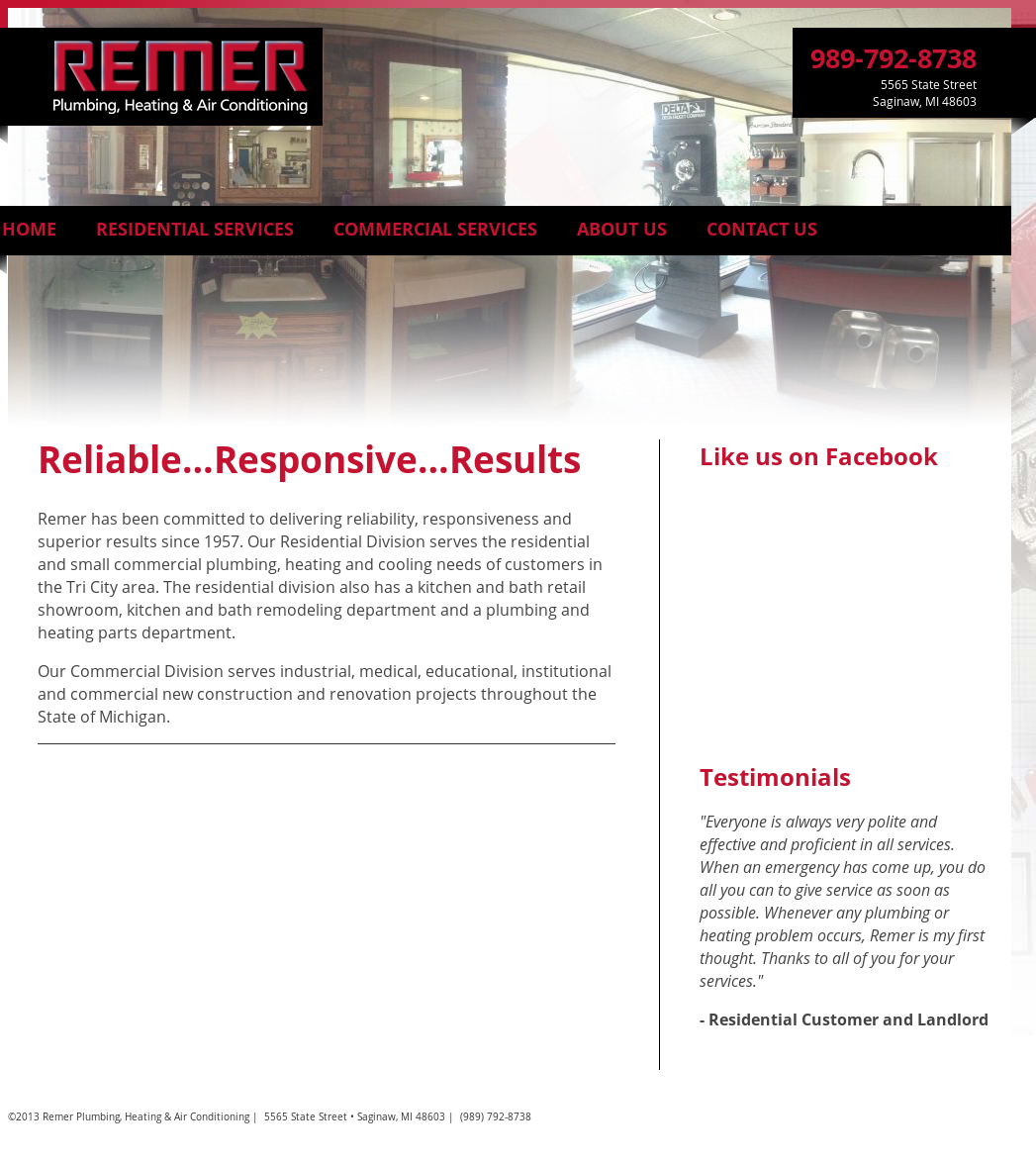 Remer Plumbing Heating Air Conditioning Compeors Revenue And Employees Owler Company Profile