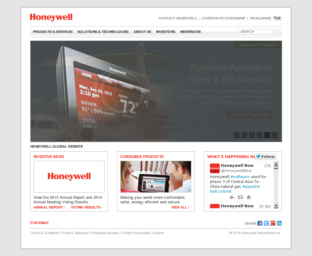 Honeywell Competitors, Revenue and Employees - Owler Company