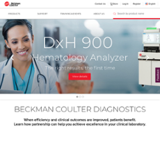 Beckman Coulter Competitors, Revenue and Employees - Owler