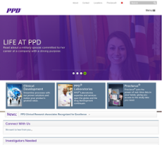 PPD website history