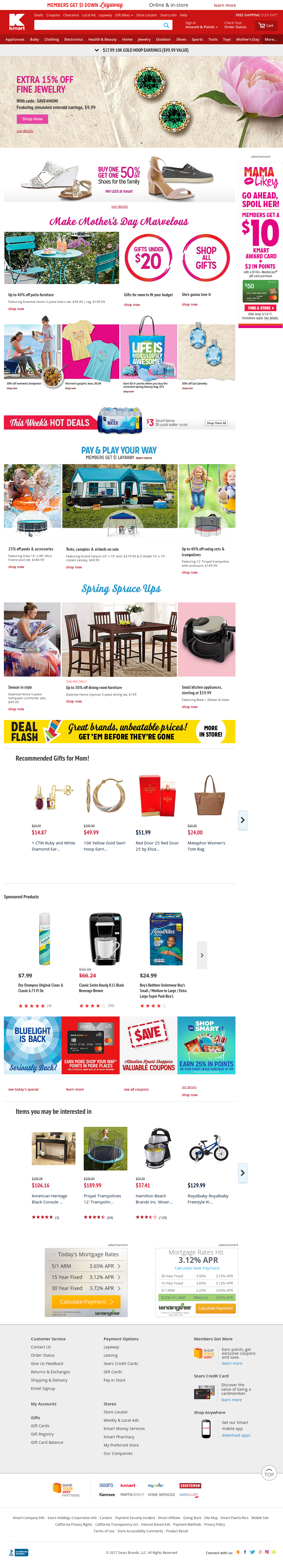 Kmart Competitors, Revenue and Employees - Owler Company Profile