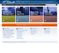 Dss website history