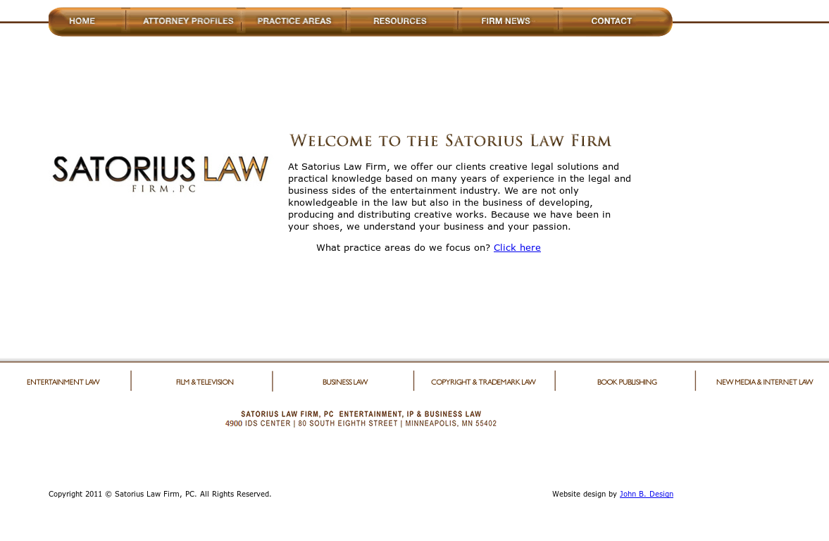 Satorius Law Firm Competitors Revenue And Employees Owler Company