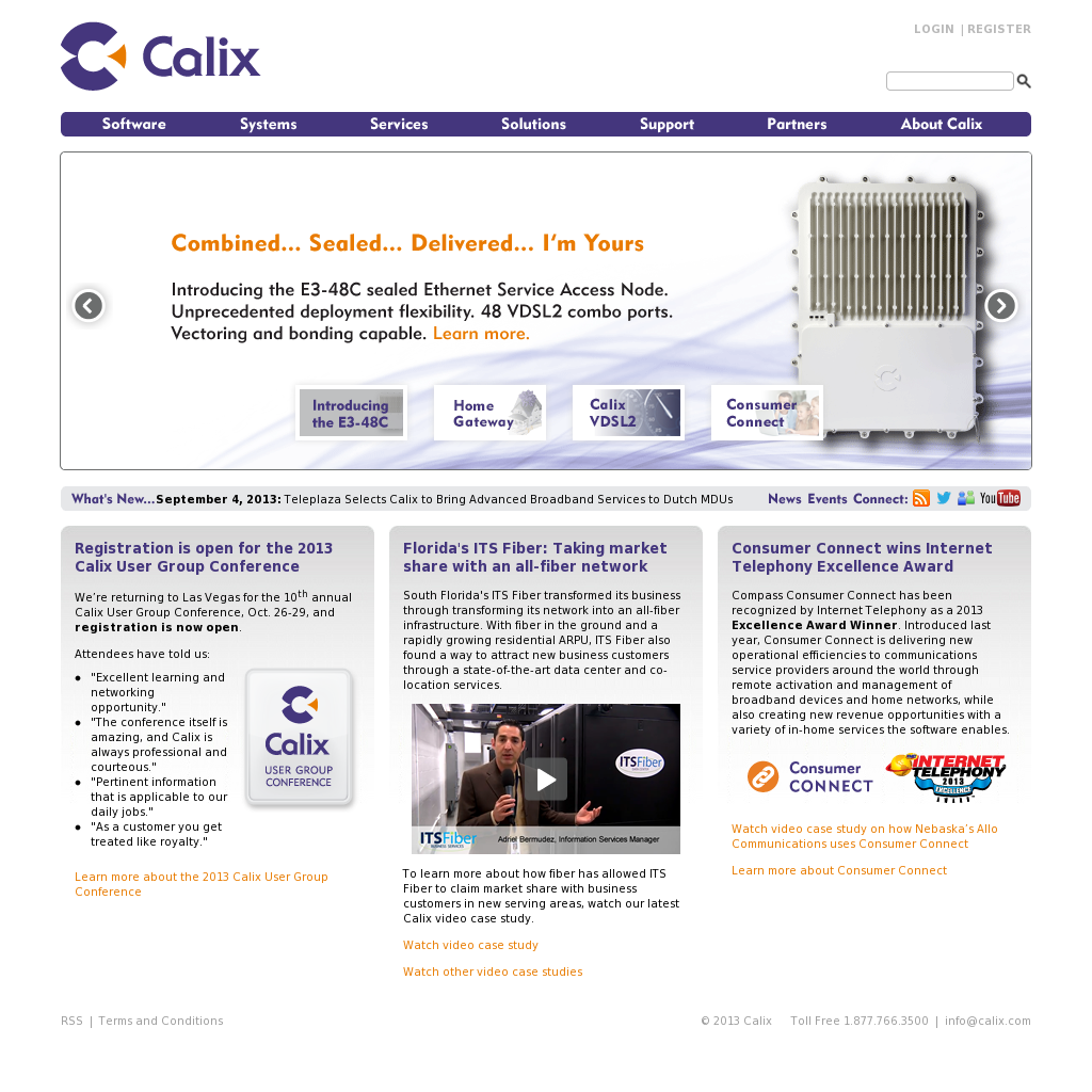 Calix Competitors, Revenue and Employees - Owler Company Profile