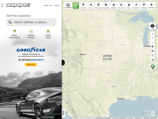 MapQuest website history