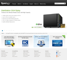 Owler Reports - Synology: Synology 2018 NAS and Wi-Fi Lineup Sneak Peek