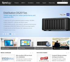 Owler Reports - Synology: Synology 2018 NAS and Wi-Fi Lineup