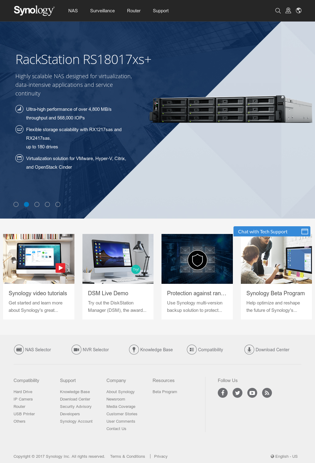 Synology Competitors, Revenue and Employees - Owler Company