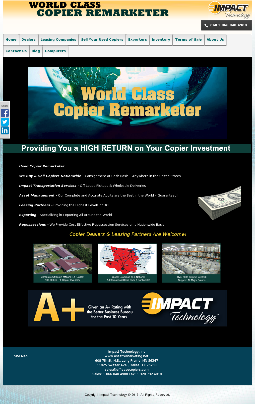 Impact Technology Competitors, Revenue and Employees - Owler