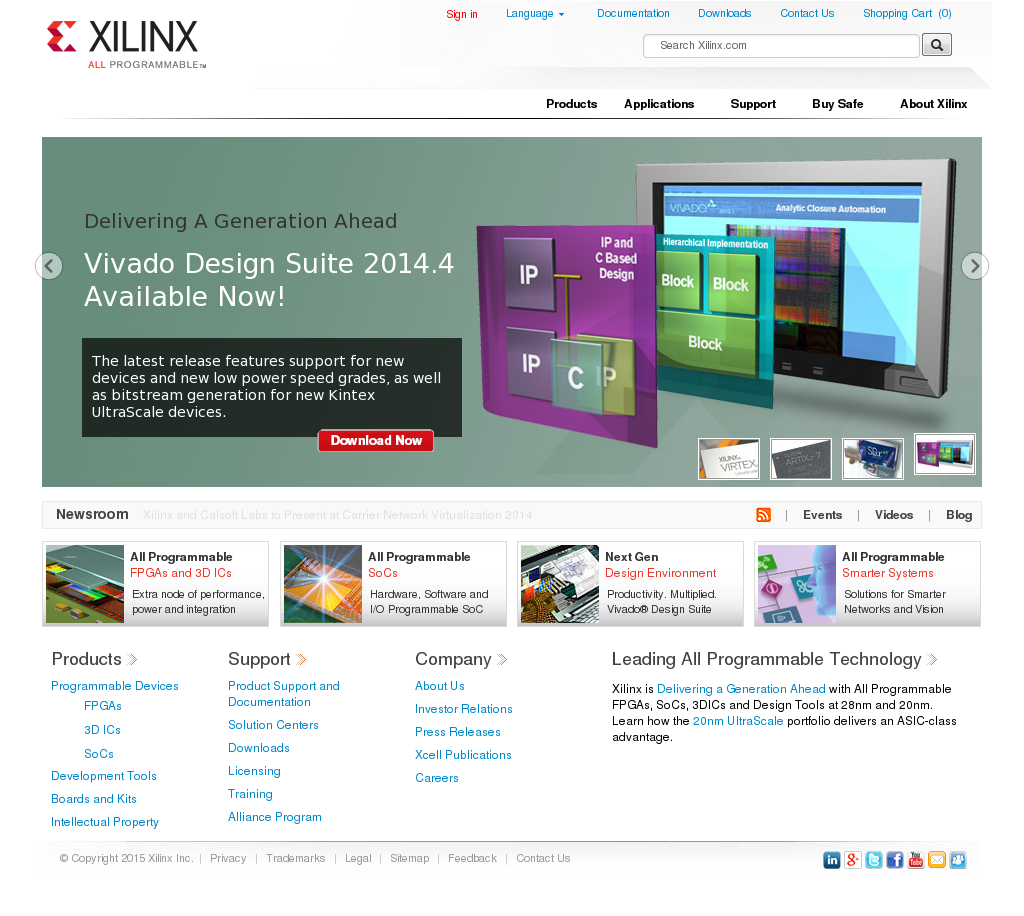 Xilinx Competitors, Revenue and Employees - Owler Company