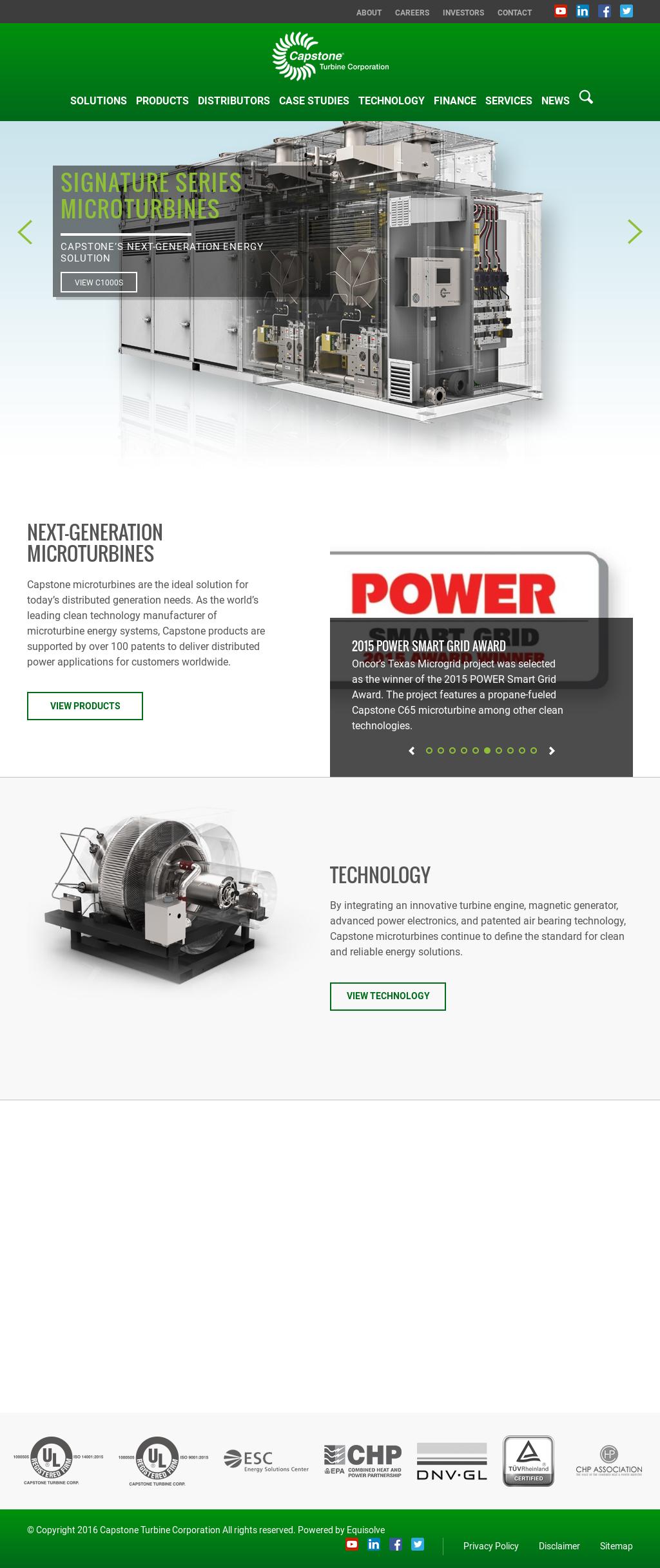 Capstone Turbine Competitors, Revenue and Employees - Owler