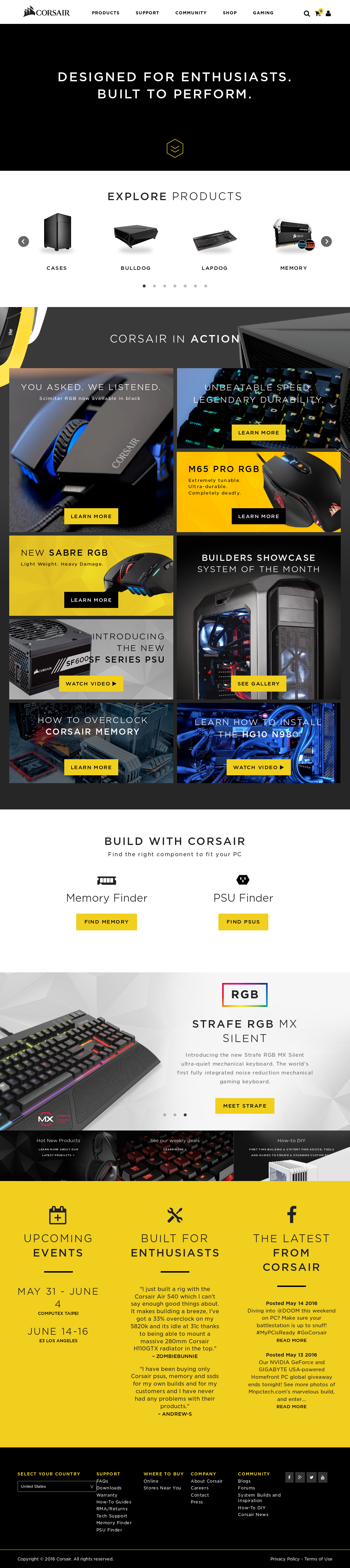 Corsair Competitors, Revenue and Employees - Owler Company