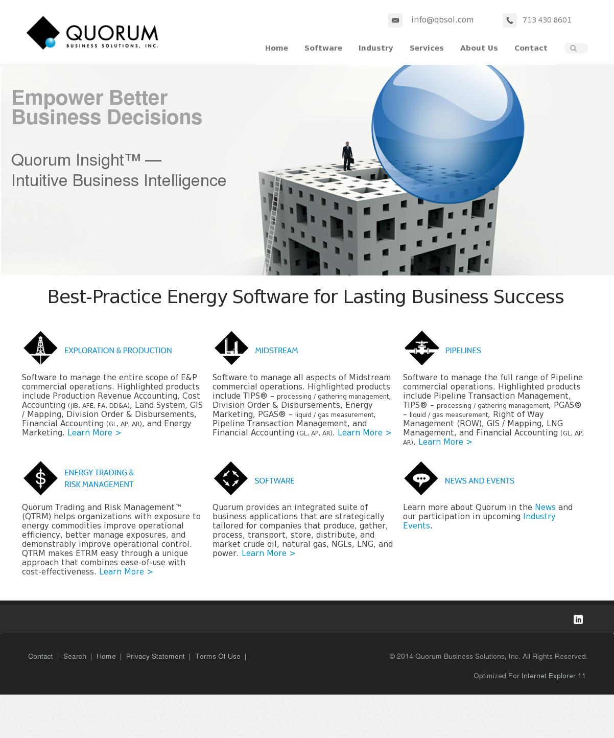 Quorum Business Solutions